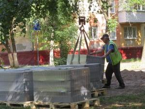 Трехуровневую спортплощадку в Автозаводском районе сдадут 1 сентября