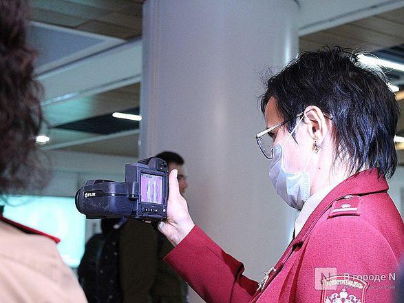 Коронавирус не пройдет: в нижегородском аэропорту усилили меры безопасности - фото 10