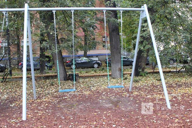 Самолеты, силуэты, яблони: Как преобразился Нижегородский район - фото 59
