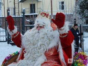 Почта Деда Мороза заработала в Нижнем Новгороде