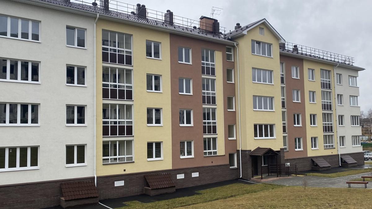 Еще два дома ЖК «Новинки Smart City» ввели в эксплуатацию - фото 1