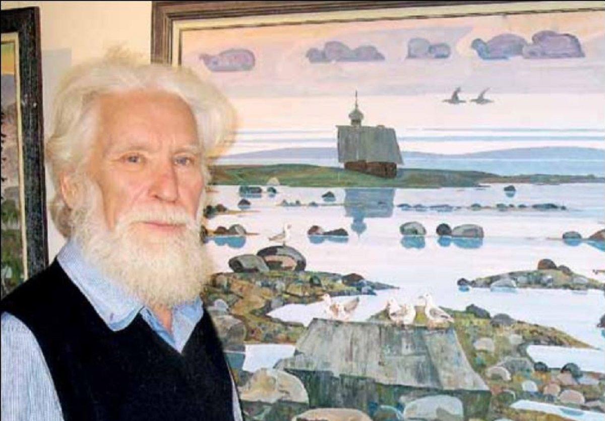 Нижегородский художник Ким Шихов скончался на 89-м году жизни