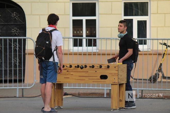 Молодость, дружба, творчество: как прошло открытие «Студенческой весны» в Нижнем Новгороде - фото 69