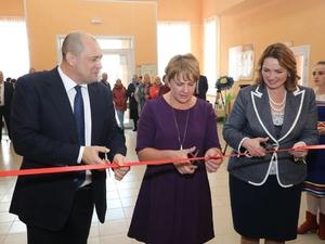 АО «Транснефть-Верхняя Волга» построило Дом культуры в Нижегородской области