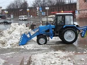 В Нижнем Новгороде выявлено 6,5 тысячи нарушений по уборке улиц