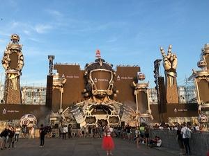 Организаторы AFP назвали сцену Покраса Лампаса объектом культурного наследия