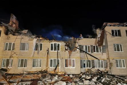 Тело трехмесячного ребенка нашли под завалами разрушенного дома в Дальнеконстантиновском районе