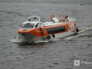 Пятое судно на подводных крыльях «Валдай» спустили на воду в Нижегородской области
