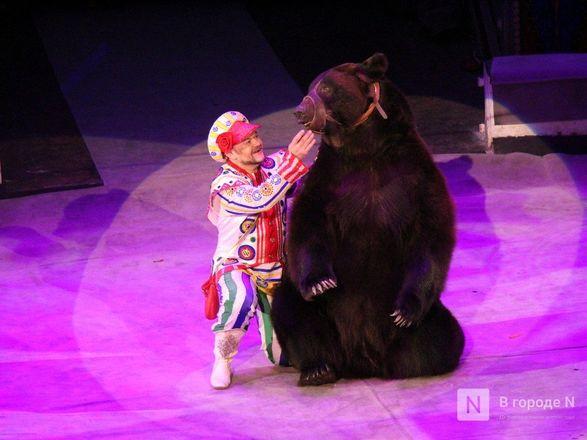 Чудеса «Трансформации» и медвежья кадриль: премьера циркового шоу Гии Эрадзе «БУРЛЕСК» состоялась в Нижнем Новгороде - фото 70