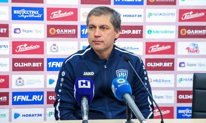 Роберт Евдокимов рассказал, почему согласился возглавить ФК «Нижний Новгород» - фото 1