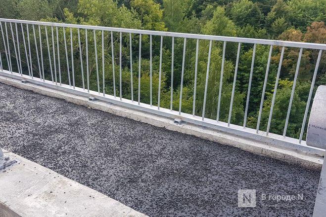 Всего 3% отделяют Мызинский мост от завершения ремонтных работ - фото 7