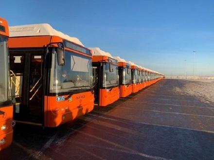 200 автобусов закупит Нижний Новгород в лизинг