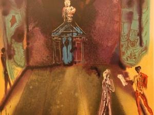 Малоизвестные работы Дали и Пикассо представили в Дзержинске