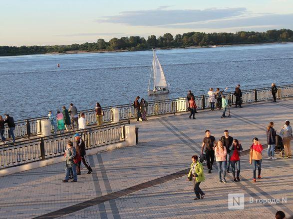 Праздник в пандемию: как Нижний Новгород отметил 799-летие - фото 65