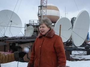 40 лет с погодой на «ты»: как живет главный нижегородский синоптик Ольга Мокеева