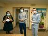 В СамГУПС прибыла партия защитных масок