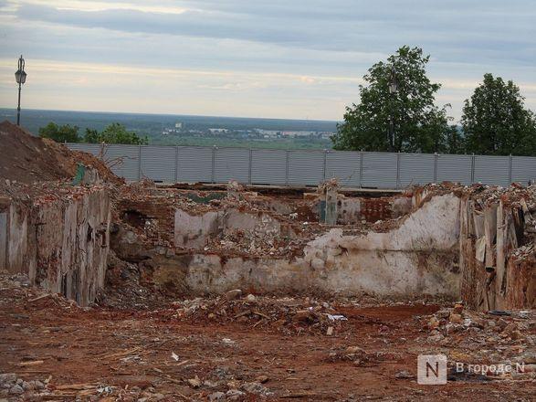 «Россию» сровняли с землей: завершен демонтаж гостиницы на Верхневолжской набережной - фото 12
