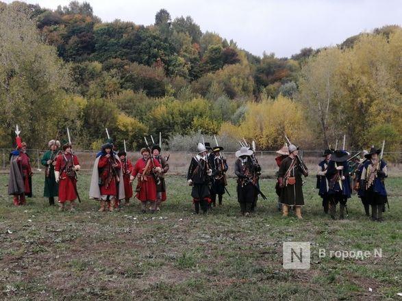 Нижегородцы стали участниками средневекового сражения  - фото 27