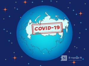 Еще 464 жителя Нижегородской области заразились коронавирусом