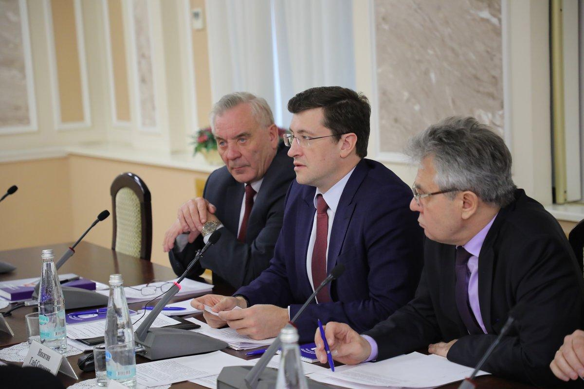 Никитин возглавил наблюдательный совет ННГУ - фото 1