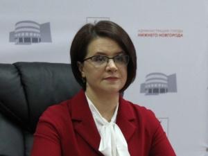 Любовь Сачкова покинет должность замглавы администрации Нижнего Новгорода
