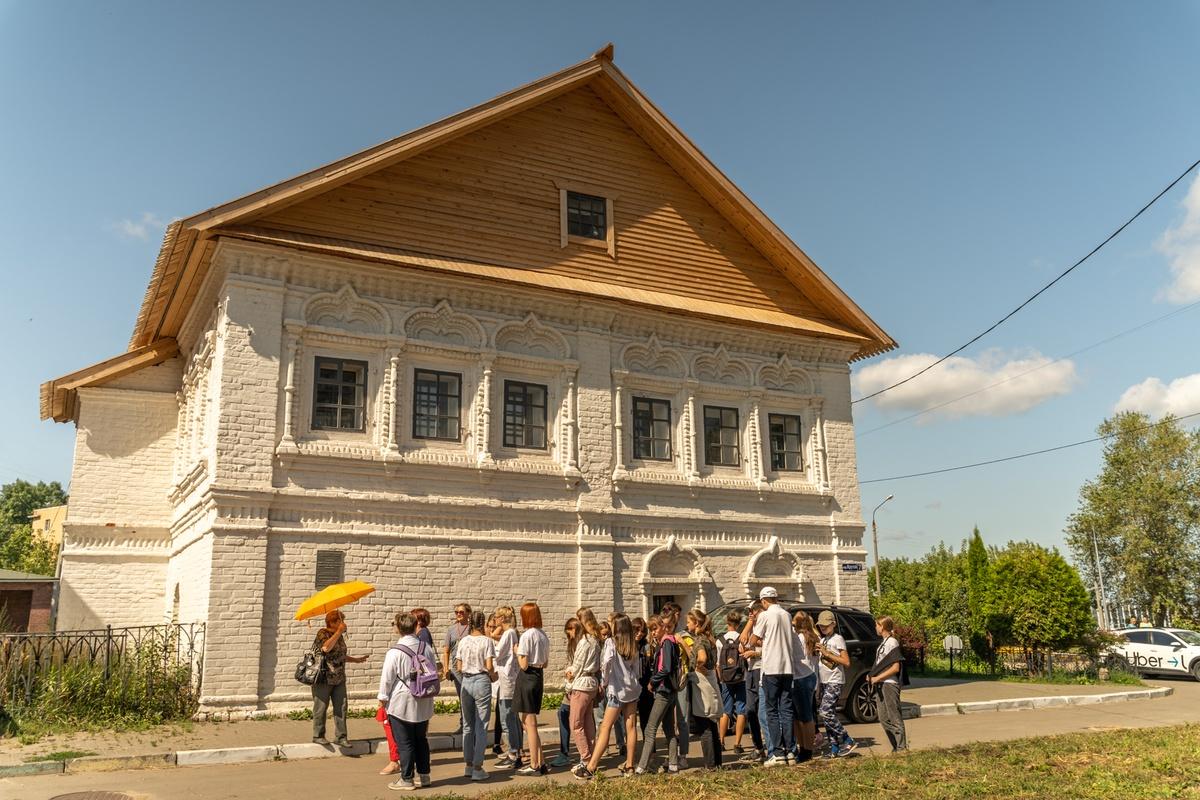 Пять экскурсионных маршрутов для детей разработано к 800-летию Нижнего Новгорода - фото 1