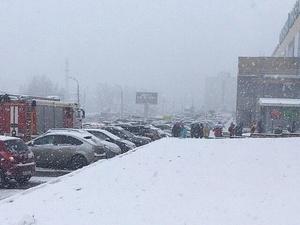 ТЦ «Открытый материк» в Нижнем Новгороде эвакуировали во время лотереи