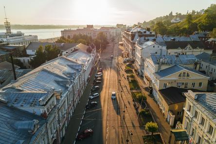 15 дополнительных информационных указателей установят в Нижнем Новгороде к августу 2021 года