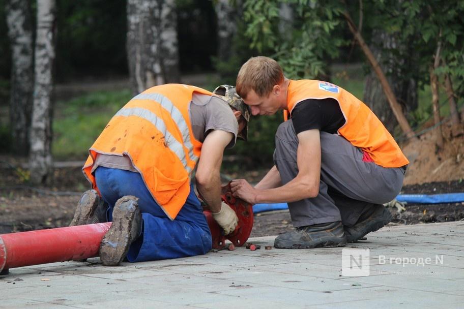 Парк «Швейцария» в Нижнем Новгороде полностью откроется через два месяца - фото 2