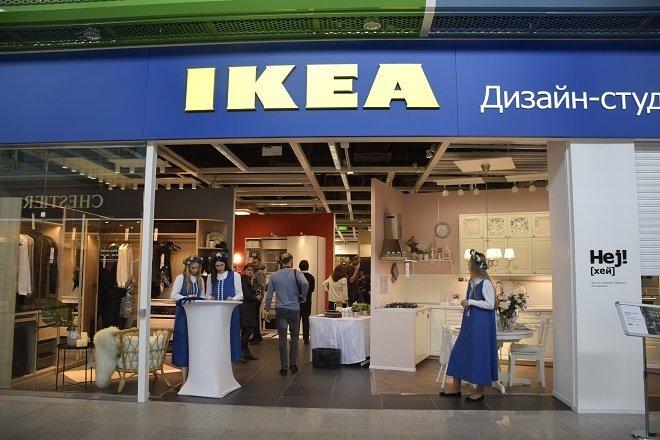 IKEA закрывает дизайн-студию в «Седьмом небе» после пяти месяцев работы - фото 1