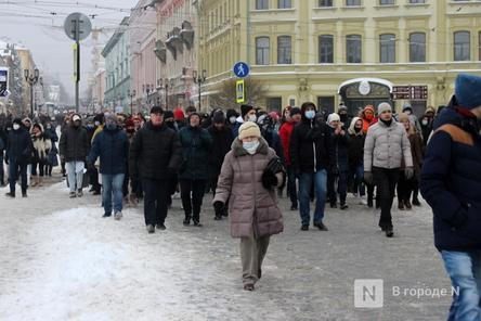 Дочь погибшей Славиной допросят из-за участия в митинге в Нижнем Новгороде