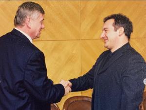 Актер Николай Фоменко побывал в роли мэра Нижнего Новгорода
