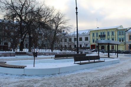 Губернатор высоко оценил благоустройство территорий в Нижнем Новгороде