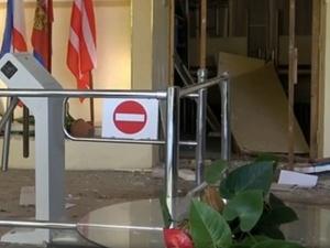 Появилось видео вооруженного нападения на керченский колледж