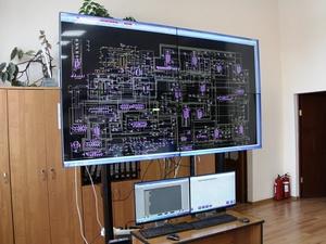 Ситуационно-аналитический центр по контролю за объектами электроснабжения ЧМ-2018 открылся в Нижнем Новгороде