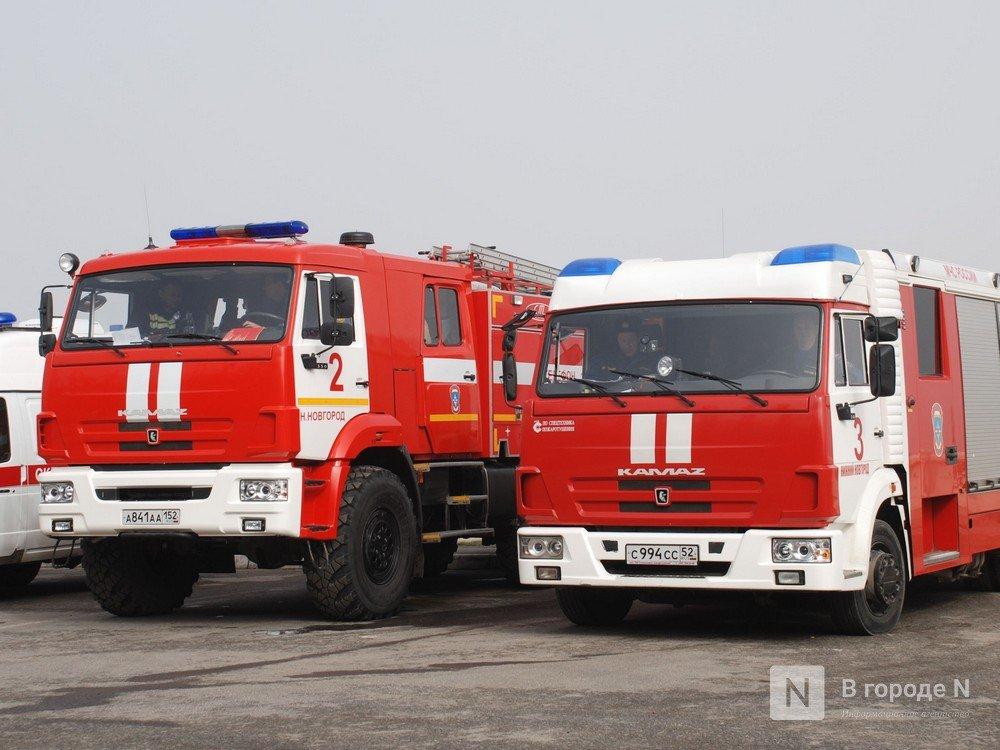 Нехватку техники для тушения лесных пожаров выявила прокуратура в двух районах Нижегородской области - фото 1