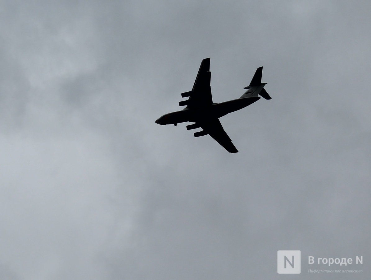 Нижегородцы смогут увидеть парад авиации на День победы - фото 1