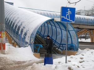 Проект надземного перехода на Сормовском шоссе проходит экспертизу