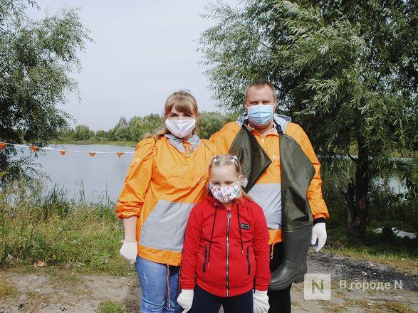 Волонтеры очистили берега Пермяковского озера в рамках акции компании En+ Group - фото 3