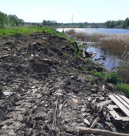 200 тысяч рублей штрафа выплатит администрация Заволжья за несанкционированную свалку - фото 3