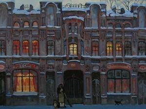 В Нижнем Новгороде откроется персональная выставка Александра Чернигина