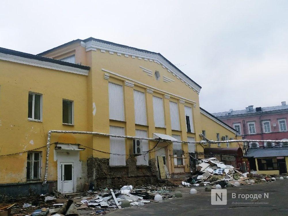Нижегородские экскурсоводы выступили против строительства на Мытном рынке - фото 1
