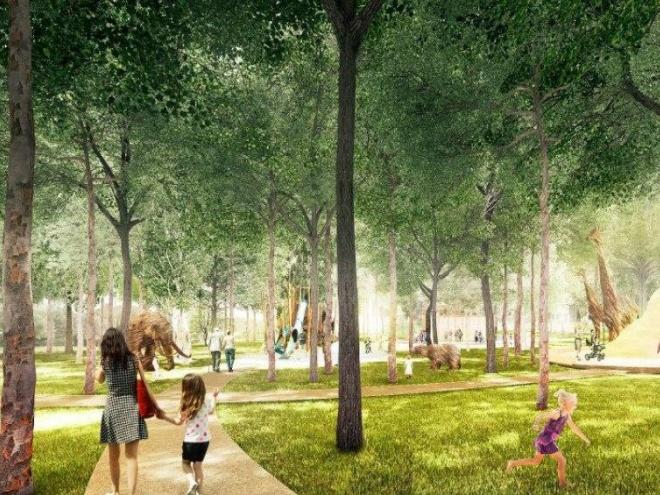 Пешеходный маршрут на 18 километров появится в парке «Швейцария»