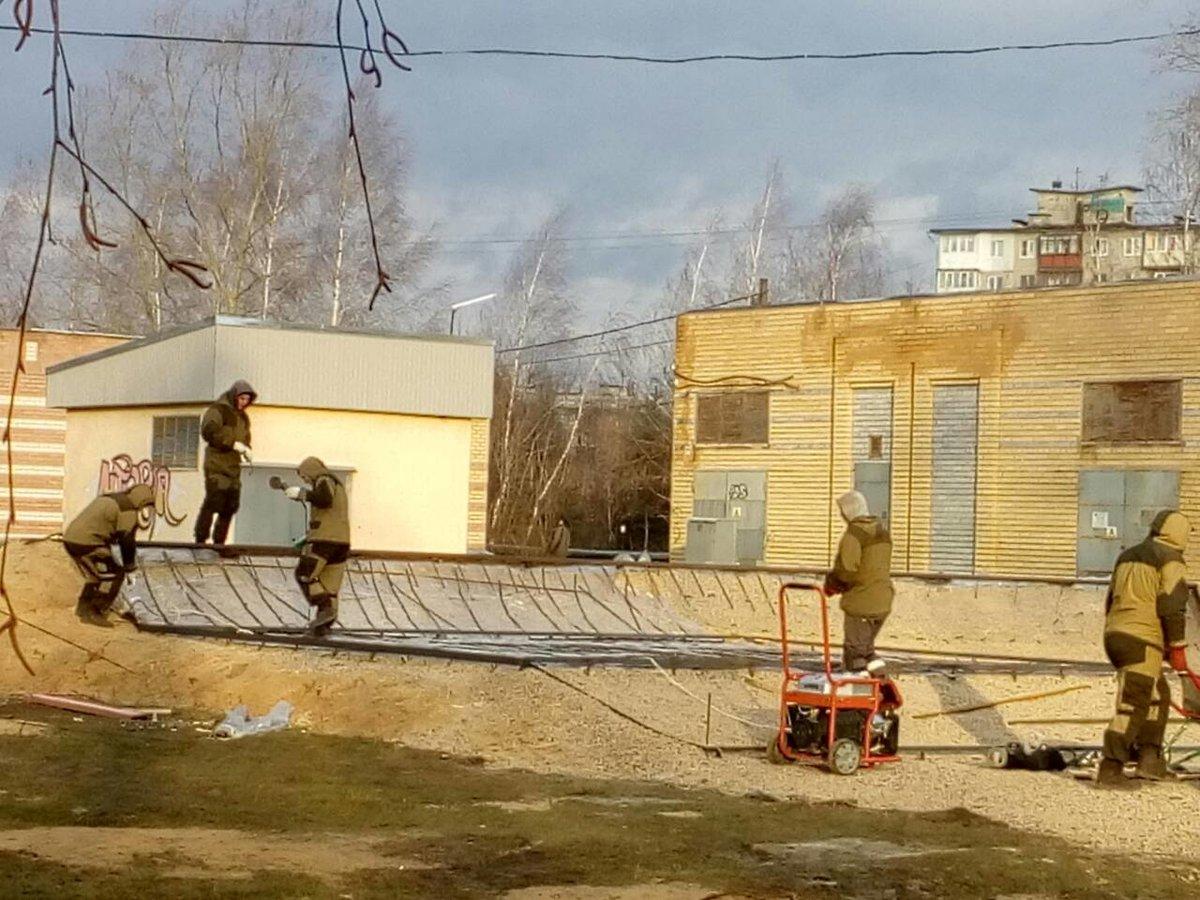 В Сормовском районе построят скейт-парк - фото 1