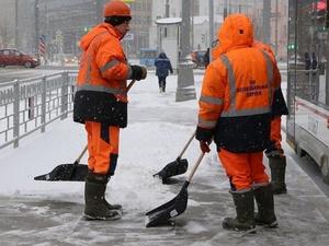 Центр Нижнего Новгорода расчистили от снега после вмешательства прокурора
