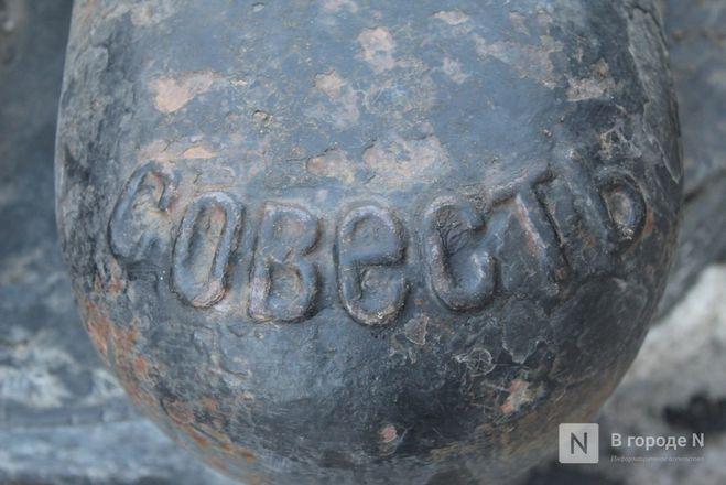 Галоши, ложка, объявление: памятники каким предметам установили в Нижнем Новгороде - фото 34
