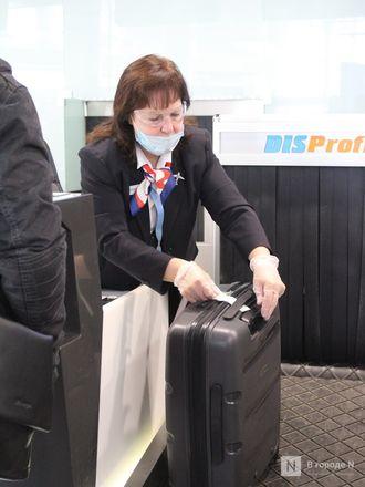 «Антикоронавирусные» кабины для багажа появились в нижегородском аэропорту - фото 7