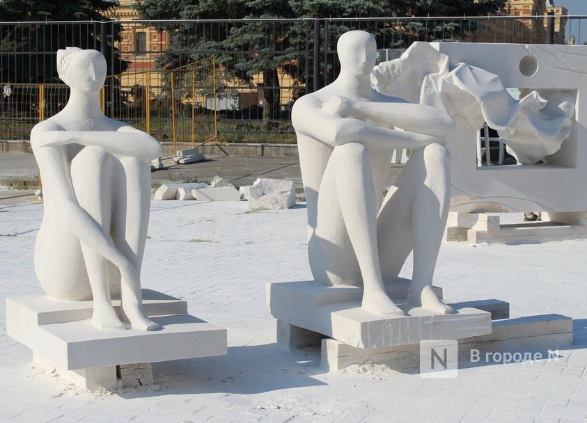 «Впередсмотрящий» и «Бесконечность»: новые скульптуры украсят Нижне-Волжскую набережную - фото 1