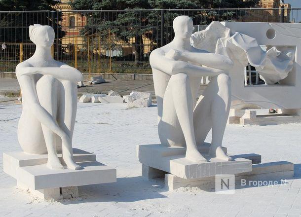 «Впередсмотрящий» и «Бесконечность»: новые скульптуры украсят Нижне-Волжскую набережную - фото 26