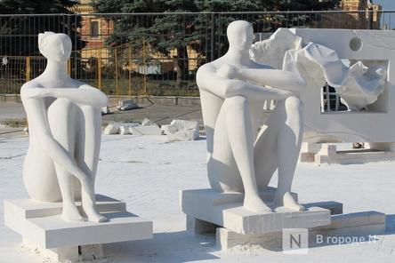 «Впередсмотрящий» и «Бесконечность»: новые скульптуры украсят Нижне-Волжскую набережную